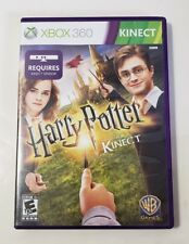 HARRY POTTER For KINECT - Xbox 360 Video Game CIB Complete