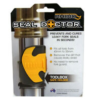 NEW RHINO FORK SEAL DOCTOR LARGE- FITS ALL FORKS FROM 45MM - 55MM FIX YOUR FORKS