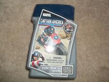 3 Captain America Speed speed bike Technobot Hydra drop pod