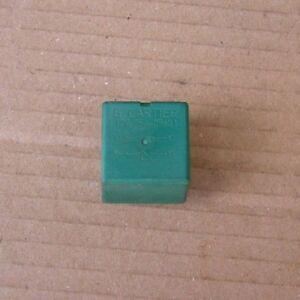 PEUGEOT 307 308 407 607 CITROEN GREEN RELAY 12V 25A CARTIER 03601