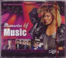 Memories of Music-Reader 's Digest 5 CD BOX NEUF dans sa boîte