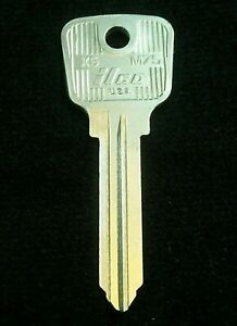 MZ5 MAZDA KEY Blank (1 of 2 Poss.) Rotary Pick-Ups 1974-81, Ford Courier 1974-81