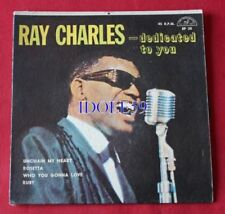 Vinyles Ray Charles Blues 45 tours