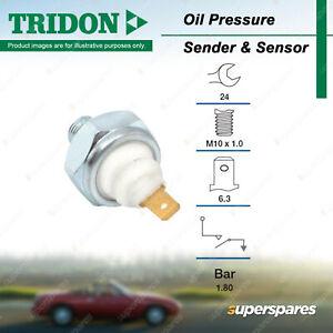 Tridon Oil Pressure Light Switch for Seat Toledo Magnus Cordoba Ibiza Cupra