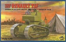 RPM 1/72 (20mm) Renault FT-17 TSF Command Tank