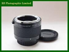 Nikon TC-201 moltiplicatore di focale 2x PER ai, AI-S Lenti Stock No. U7402