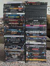 Huge Lot of Sci-Fi Dvd's - You Pick! See Description