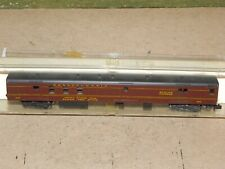 Atlas N Ga Pennsylvania Streamlined Combine RPO Passenger Car OB