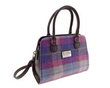 Authentic Harris Tweed Handbag | Ladies Handbag | Adjustable strap | LB 1227