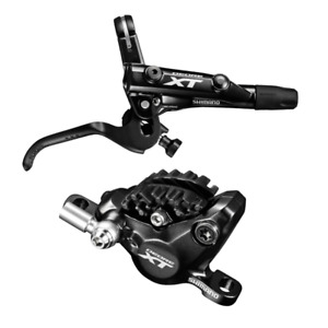 Shimano Deore XT M8000 Front Hydraulic Disc Brake & Lever w/ 1000mm Hose & Pad