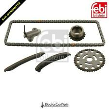 Timing Chain Kit FOR RENAULT SCENIC II 05->09 2.0 MPV Diesel JM0/1 150bhp