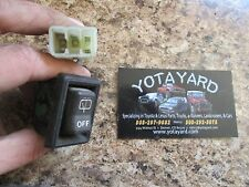 1983-1986 Toyota Land Cruiser Rear Wiper Window Washer Switch YOTA YARD