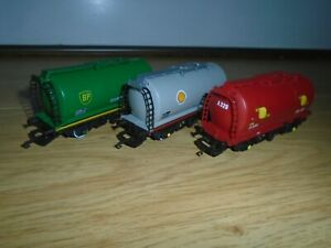Collection of Tankers for Hornby OO Gauge Sets