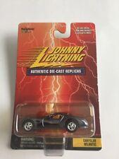 Johnny Lightning Silver Chrysler Atlantic Authentic Die Cast Replicas,1:64,(B33)