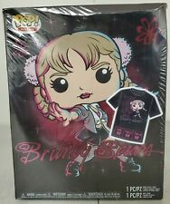 Britney Spears Collector's Edition Funko Pop and T-Shirt (medium) See Details