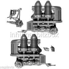 GASE10 GENERATEUR GALVANIC SERVOHAULERS WARHAMMER 40000 BITZ W40K B11aB13-B20-21