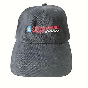 Velocity GM Performance Parts Black Hat Snapback Adjustable General Motors