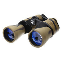 Outdoor Tactical Binoculars HD BAK4 Optic Day Night Vision Telescope Waterproof.