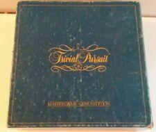 Parker Original  1981 Trivial Pursuit Genus Edition . Complete