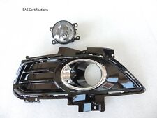 OEM NEW Front Fog light Lamp & Cover LH Left Side For 13-15 Ford Fusion Mondeo