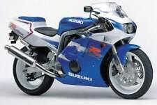 SUZUKI GSX-R400 SERVICE & Parts Manual CD