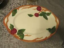 VINTAGE FRANCISCAN CRAB APPLE LARGE PLATTER