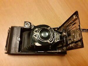 Vintage Kodak Folding Brownie No1A Camera - 1920's