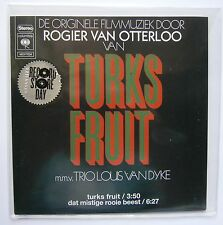 "7"" Rogier Van Otterloo - Turks Fruit RSD 2016 OST Toots Thielemans Sealed"