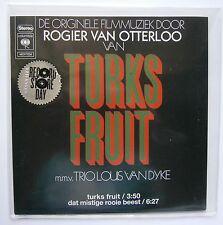"7"" Rogier Van Otterloo - Turks Fruit RSD 2016 OST Toots Thielemans Sealed"