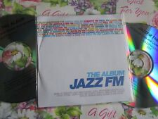 Jazz FM (The Album) Various Artists  Jazz FM Records – JAZZFMCD53 2x CD Set