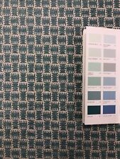 COLEFAX & FOWLER / FARINA / TEAL Fabric Curtains Upholstery 5.4 Meters (G369A)