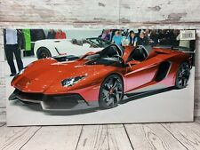 Lamborghini Canvas picture Countach Supercar Lambo Urus Classic 80's Wall Art