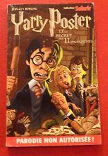 RARE - Soft Cover French Book Yarry Poster et le Secret des 11 Ingrédients !