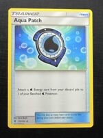 AQUA PATCH 119/145 - Pokemon Card # 4G82