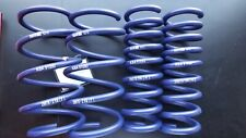 H&R Super Sport Lowering Springs 29076 W204 Mercedes-Benz C-Class
