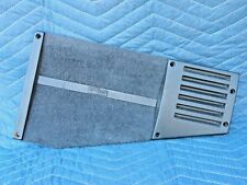 Bose Speaker Cover Grille Rear LH Driver BLACK OEM C4 Corvette NICE!