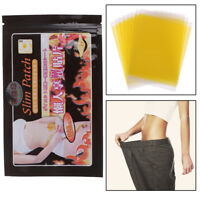 10/30PCS Strongest Fat Burning Weight Loss Slimming Diets Slim Patch Pads Detox`