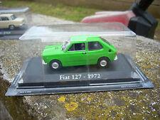 DIE CAST FIAT 127 1972  SCALA 143
