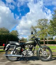 Royal Enfield 350 Bullet ( Rare Opportunity Featured In The 2008 Film Inkheart )