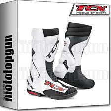 TCX Zephyr Flow Adult Street Motorcycle Boots Us 8 7155 NERO 41 Black//Eu 41