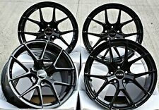 "19"" ALLOY WHEELS FIT FOR PEUGEOT RCZ CRUIZE GTO GB"