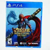 Monkey King Hero Is Back: Playstation 4 [Brand New] PS4