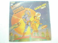 STAR WARS GALACTIC FUNK BY MECO RARE LP record vinyl INDIA INDIAN 194 NM