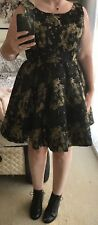 Womans Portmans Sexy Cocktail Formal Party Dress Size 14 As New