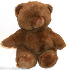 Ganz Heritage Teddy Bear 16 inch Soft Fluffy Cuddle Pot Belly Plush Animal 1988