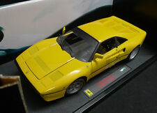 1:18 ELITE FERRARI 288GTO DIE CAST MODEL YELLOW