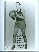 Bud Foster Signed 8x10 Photo Autograph Psa/dna Authentic