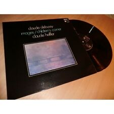 CLAUDE HELFFER - CLAUDE DEBUSSY images / children's corner	 HARMONIA MUNDI Lp