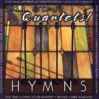NEW All Star Quartet Hymns (Audio CD)