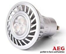 10X New GermanAEG LED Downlight GU10 240v 4.5w 25w brighter than osram philips